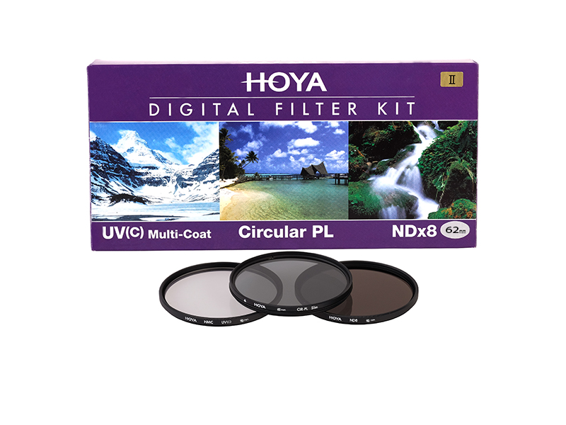 HP-HOYA FILTER KIT-2 62mm