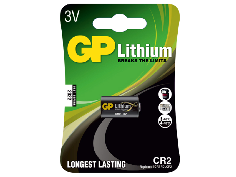 GP-Lityum Cr2