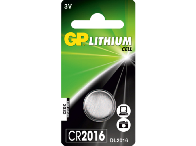 GP CR2016 Lityum Pil