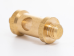 "Arcury 1/4""-3/8"" Brass Screw Adapter (SA-08)"