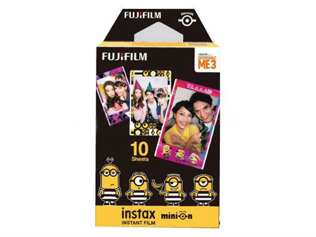 Instax Minion Film - Movie